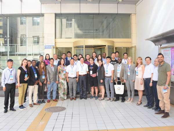 Training Course on Desertification and Its Control in Countries along the Silk Road Economic Belt